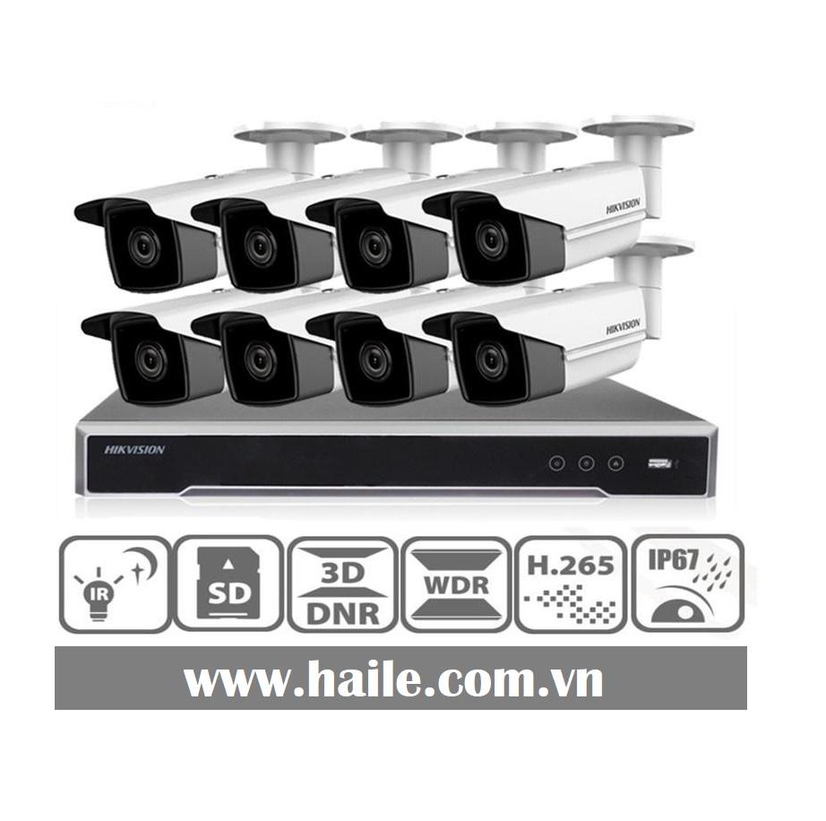 Camera Hikvision 4k